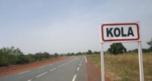 Contrôle et surveillance des travaux de construction et de bitumage de la route FanaDioïla (40 km)